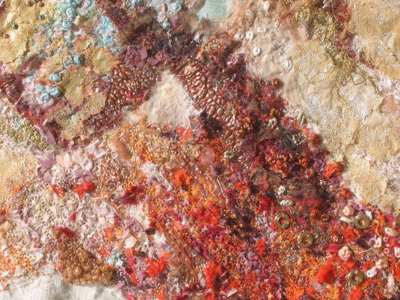 Free Machine Embroidery-rust2-lilibet stanley