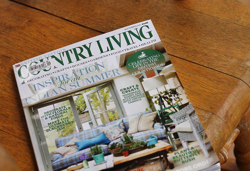 Country Living Mag -Lilibet Stanley