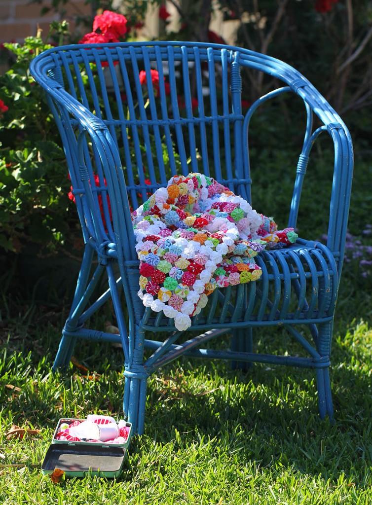 Garden sewing1 -Lilibet Stanley