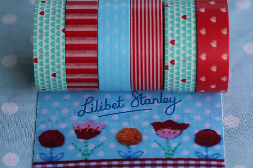 washitape3 -Lilibet Stanley