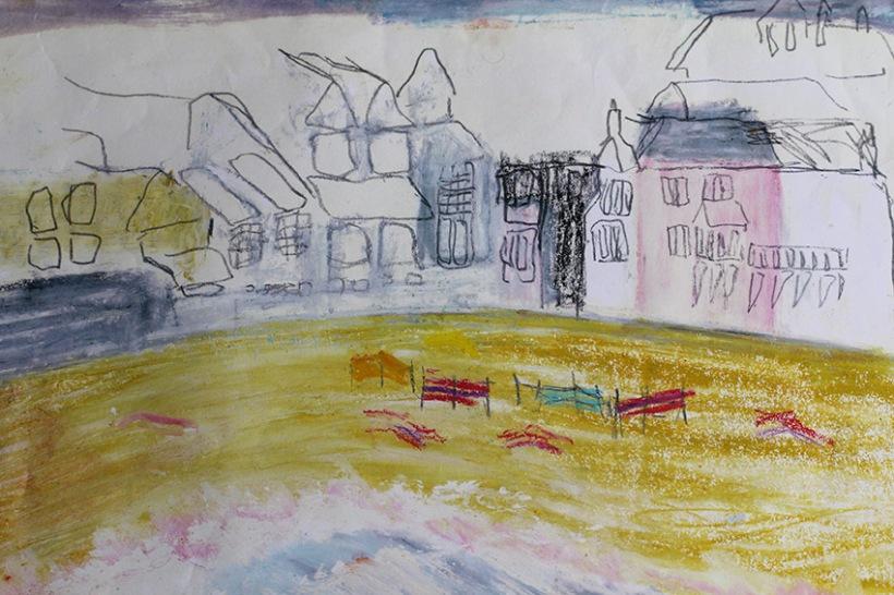 porthmeor beach-Lilibet Stanley
