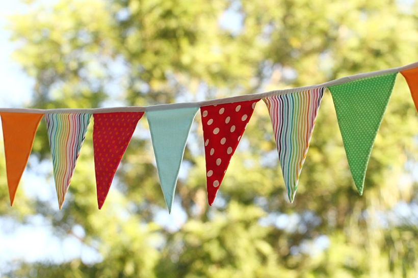 bunting-Lilibet Stanley