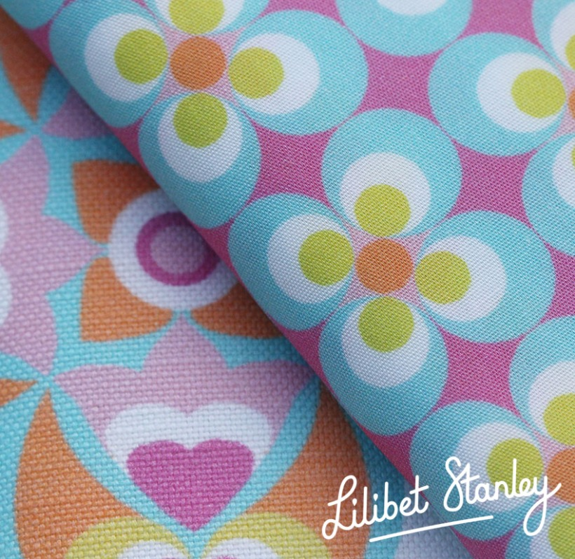 fabric-Lilibet Stanley